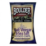[Boulder Canyon] Chips-Avocado Oil-Canyon Cut Malt Vinegar & Sea Salt