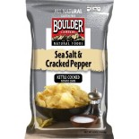 [Boulder Canyon] Kettle Chips Salt & Pepper