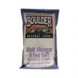 [Boulder Canyon] Kettle Chips Malt Vinegar & Sea Salt