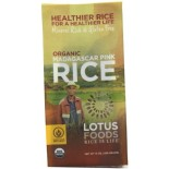 [Lotus Foods] Rice Madagascar Pink  100% Organic