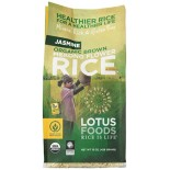 [Lotus Foods] Rice Brown Mekong Flower  100% Organic