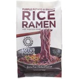 [Lotus Foods] Rice Ramen Purple Potato & Brown  At least 70% Organic