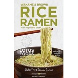 [Lotus Foods] Rice Ramen Wakame & Brown  At least 70% Organic
