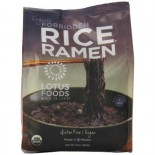 [Lotus Foods] Rice Ramen Forbidden, 4 Pack  100% Organic