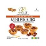 [Patissa] Mini Pie Bites Carmel Pecan Delight, 9 CT