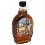 [Coombs Family Farms] Organic Maple Syrup, Amber Color Grade A, Rich Taste, Glass  At least 95% Organic
