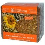 [Genuine Bavarian]  Sunflowerseed Rye  At least 95% Organic