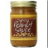 [Native Kjalii Foods, Inc.] Jar Sauces Spicy Peanut