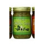 [Native Kjalii Foods, Inc.] Salsas & Dips Roasted Green, Hot