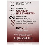 [Giovanni] 2Chic Sleek Collection Touch Up Hair Towelette