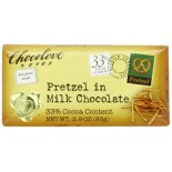 [Chocolove]  Pretzel in Milk Chocolate