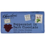 [Chocolove] Chocolate Bars Dark Chocolate, Peppermint
