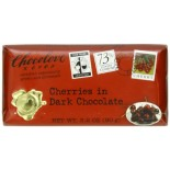 [Chocolove] Chocolate Bars Cherries in Dark Chocolate  At least 95% Organic
