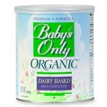 [Babys Only Organic] Toddler Formula Toddler, Dairy Based, Powder  At least 95% Organic