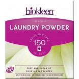 [Bi-O-Kleen] Laundry Products Free & Clear Laundry Powder