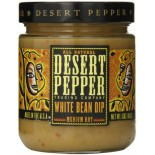 [Desert Pepper Trading Co] Mexican/American Snacks/Dips Bean Dip, White, Medium