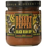 [Desert Pepper Trading Co] Mexican/American Snacks/Dips Dip, Spicy Black Bean