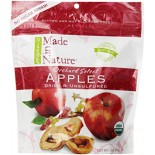 [Made In Nature] Dried Fruit Apple Slices  At least 95% Organic