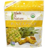 [Made In Nature] Dried Fruit Pineapple Bits  At least 95% Organic