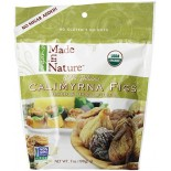 [Made In Nature] Dried Fruit Figs, Calimyrna  At least 95% Organic