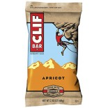 [Clif Bars] Clif Bars - 100% Natural Nutrition Bars Apricot  At least 70% Organic