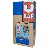 [Clif Bars] Clif Bars - 100% Natural Nutrition Bars Chocolate Chip  At least 70% Organic