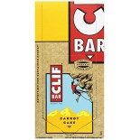 [Clif Bars] Clif Bars - 100% Natural Nutrition Bars Carrot Cake  At least 70% Organic