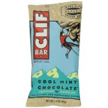 [Clif Bars] Clif Bars - 100% Natural Nutrition Bars Cool Mint Chocolate  At least 70% Organic