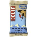 [Clif Bars] Clif Bars - 100% Natural Nutrition Bars Blueberry Crisp  At least 70% Organic