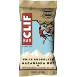 [Clif Bars] Clif Bars - 100% Natural Nutrition Bars White Chocolate Macadamia Nut  At least 70% Organic