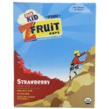 [Clif Bars] Kid ZFruit Strawberry  At least 95% Organic
