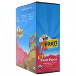 [Clif Bars] Kid ZFruit Fruit Punch  At least 95% Organic