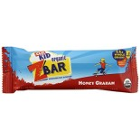 [Clif Bars] ZBars Honey Graham  At least 95% Organic