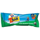 [Clif Bars] ZBars Iced Oatmeal Cookie (Kids)  At least 95% Organic