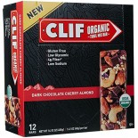 [Clif Bars] Organic Trail Mix Bars Dark Chocolate Cherry Almond  At least 95% Organic