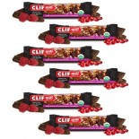 [Clif Bars] Organic Trail Mix Bars Dark Chocolate Pomegranate Raspberry  At least 95% Organic