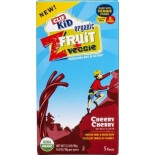 [Clif Bars] Kid ZFruit Plus Veggie, Cheery Cherry  At least 95% Organic