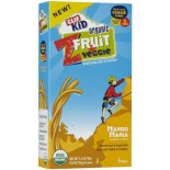 [Clif Bars] Kid ZFruit Plus Veggie, Mango Mania  At least 95% Organic
