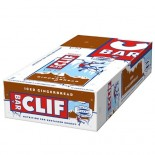 [Clif Bars] Clif Bars - 100% Natural Nutrition Bars Iced Gingerbread  At least 70% Organic