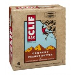 [Clif Bars] Energy Bars Crunchy Peanut Butter  At least 70% Organic