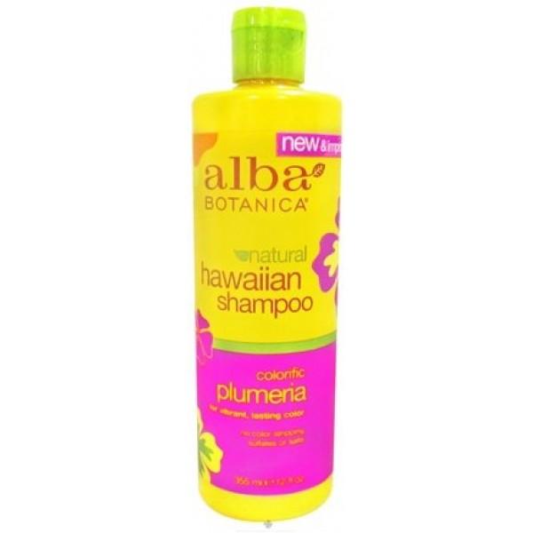 [Alba Botanica] Hair Care Plumeria Shampoo/Cond BOGO