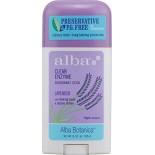 [Alba Botanica] Deodorants Lavender Stick