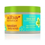 [Alba Botanica] Hawaiian Spa Treatment Sea Salt Body Scrub
