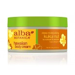 [Alba Botanica] Hawaiian Spa Treatment Kukui Nut Body Cream