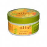 [Alba Botanica] Hawaiian Spa Treatment Coconut Milk Body Cream