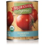 [Muir Glen] Canned Tomatoes Puree  At least 95% Organic