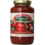 [Muir Glen] Organic Pasta Sauces Chunky Style  At least 95% Organic