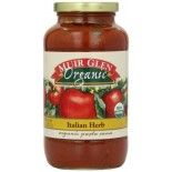 [Muir Glen] Organic Pasta Sauces Italian Herb  At least 95% Organic