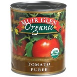 [Muir Glen] Food Service Size Tomatoes Crushed  At least 95% Organic