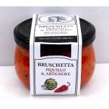 [Cucina & Amore] Bruschetta Artichoke & Poquilla